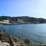 湯の児温泉と島と青い海~肥薩おれんじ鉄道の旅【熊本県水俣市】