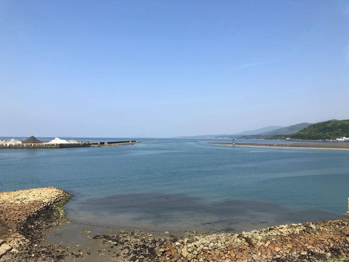平成橋からの眺め