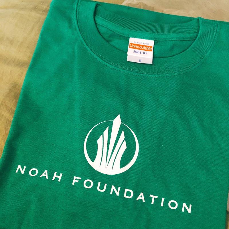 NOAHのTシャツ