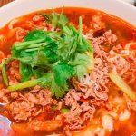横浜中華街で麺にするなら「杜記」の刀削麺がおすすめ