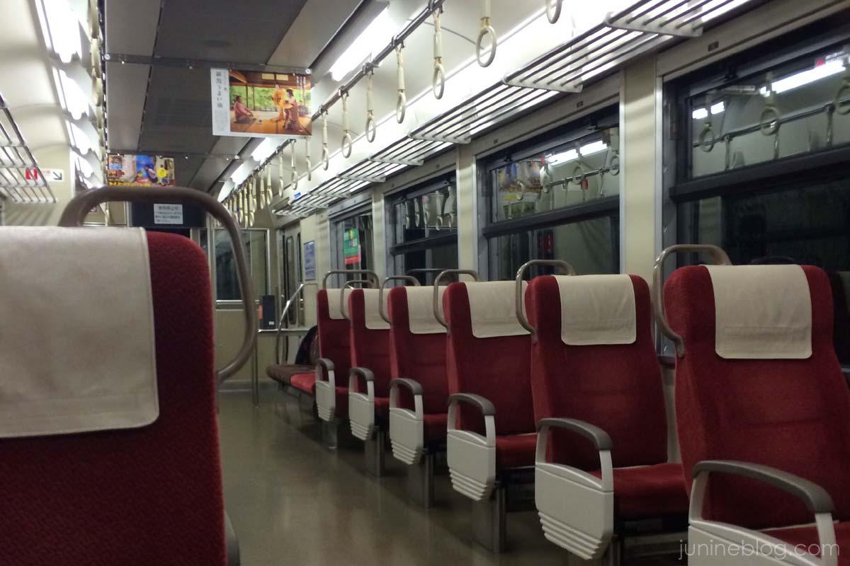 兵庫県上月駅にて(2014年撮影)