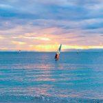 逗子海岸〜なぎさ橋珈琲で休日の午後を静かに過ごす