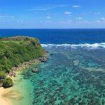 果報バンタ 〜 沖縄トップクラスの絶景と「ぬちまーす」の塩工場
