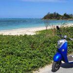 【沖縄北部の旅】本部町・今帰仁村~古宇利島をレンタルバイクでめぐってきた