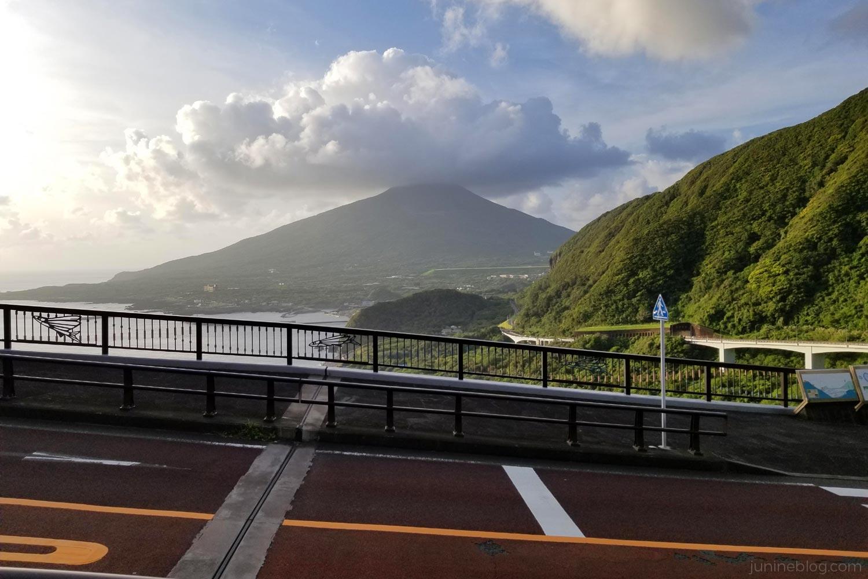 大坂トンネル展望台