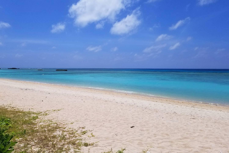 午後のニシ浜